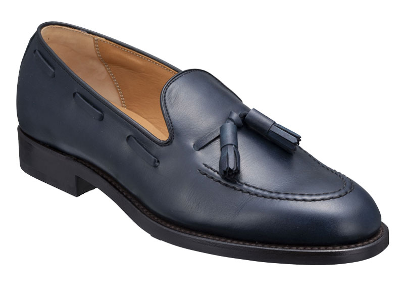 Regal Tassel Loafer 12VR BF: Navy
