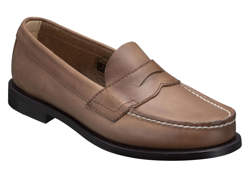 Regal Moccasin Loafer 51VR BB: Beige