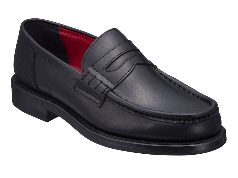 Regal Shoe & Co.Loafer 821S DB: Black