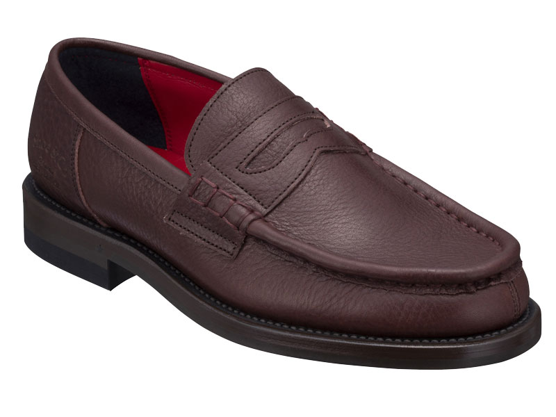 Regal Shoe & Co.Loafer 821S DB: Wine