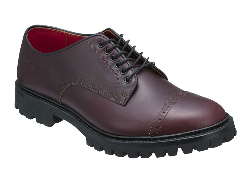 Regal Shoe & Co. Straight Tip 937S DFQ11: Burgundy